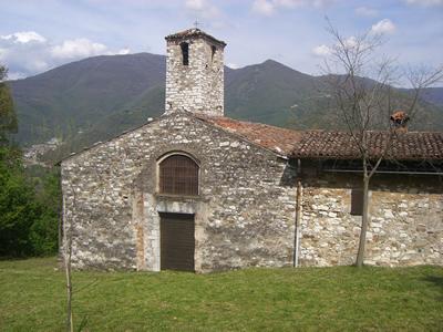 Chiesa di San Velgio al Monte