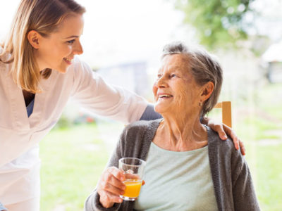 cura anziani