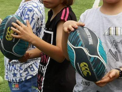 Insieme verso la meta - rugby